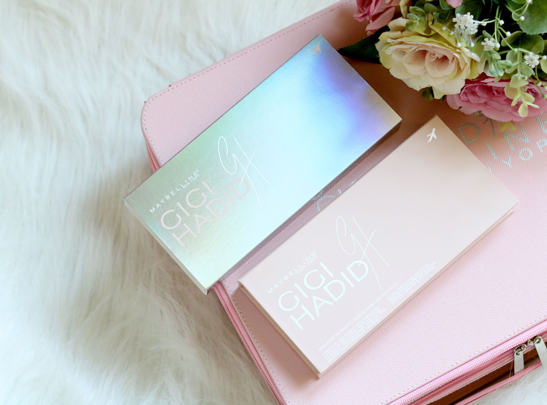 8 Gigi Hadid Maybelline Collection Review Swatches Photos Jetsetter Palette - Gen-zel She Sings Beauty