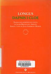 Longus, Dafnis i Cloe