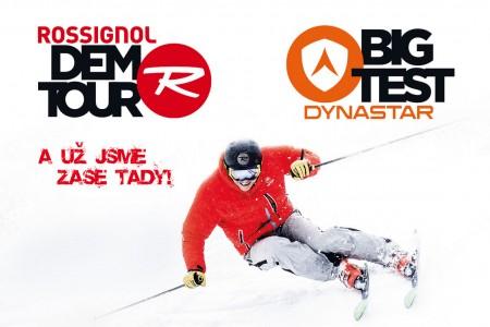 Rokytnice zve na prázdninovou lyžovačku a testování nejnovějších modelů lyží