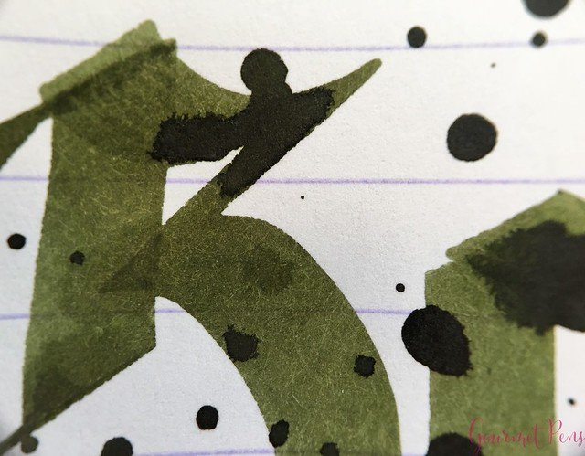 Ink Shot Review KWZI IG Green Gold @AppelboomLaren 7