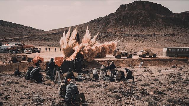 Operation Red Sea Morocco