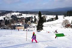Tipy SNOW tour: Severák – dětský revír