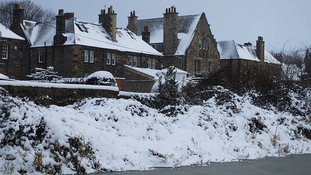 Snowy Edinburgh 018