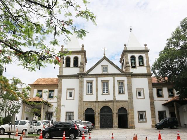 monasterio sao bento 1 obiective turistice rio de janeiro