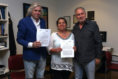 Convenio: Museo y Fundación Víctor Jara firman convenio de cooperación