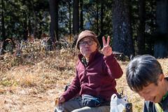 風見さん@長尾平展望台