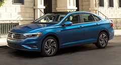 Sorry Europe, You Won't Be Getting The 2019 VW Jetta