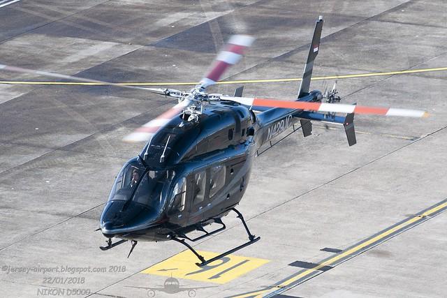 N429JC Bell 429 Global Ranger