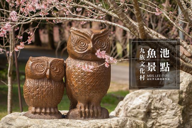 【2018九族櫻花祭】美的嫑嫑!九族賞櫻+透明水晶纜車之旅~