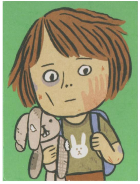 不簡單的生活_綠色人物卡3