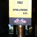 syks - pontefract pale ale in draughtsman doncaster 08-02-18 JL
