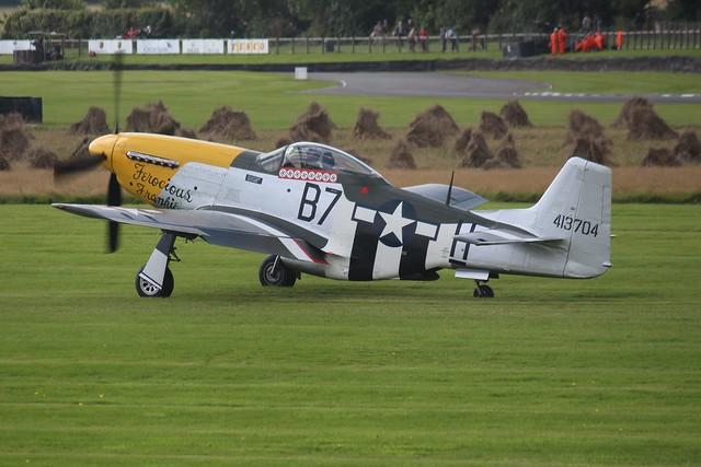 IMG_1711  North American P 51 Mustang