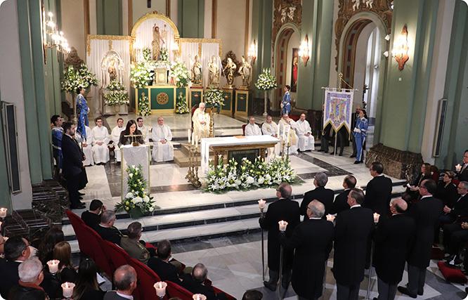 El Resurrexit reúne a la familia cofrade cartagenera