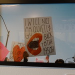 Andi Artigue March on Freemont Film Photography Student Union Permanent Collection 2017
