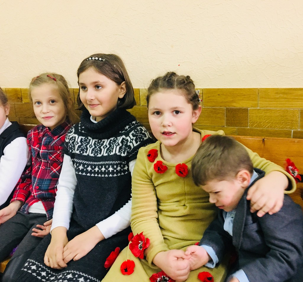 Діти і учнівство