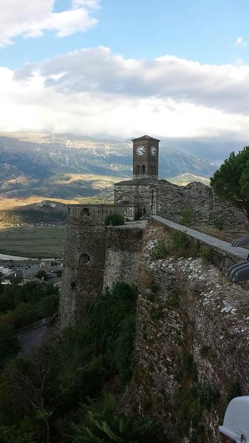 Gjirokastër - Castello