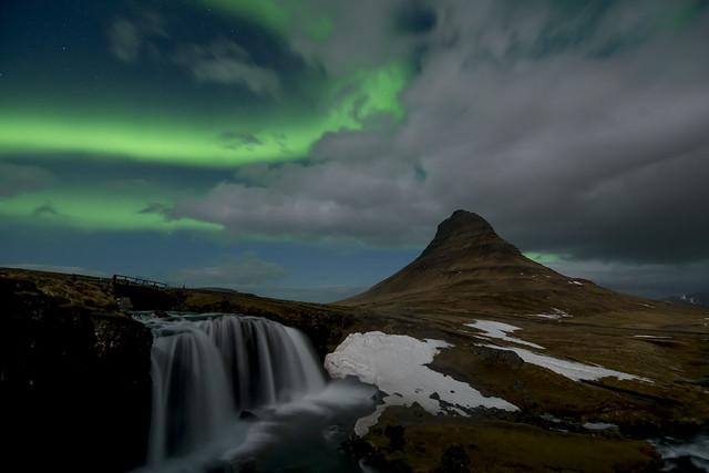 Kirkjufellfoss, Sony ILCE-7RM3, Canon EF 300mm f/2.8L