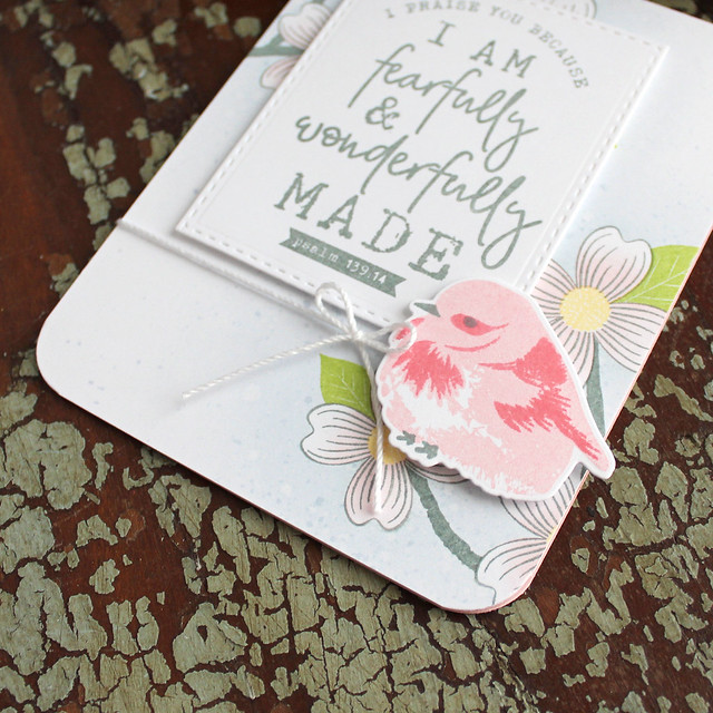 Fearfully & Wonderfully Made Card 3