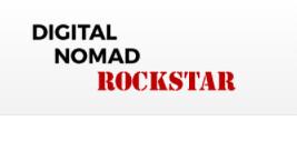 Digital Nomad Rockstar - Internet Marketing & Digital Nomad Lifestyle