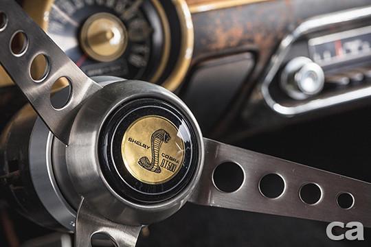 Original 1968 Bullitt Mustang