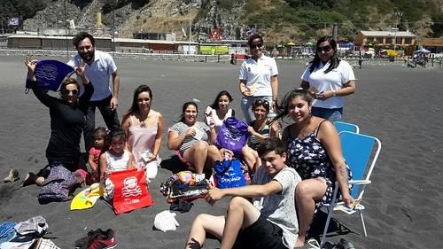 CONSTITUCIÓN; Verano libre de drogas es la campaña estival que inició el SENDA