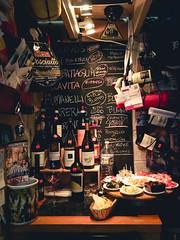 A. Litteri Wine Tasting Nook