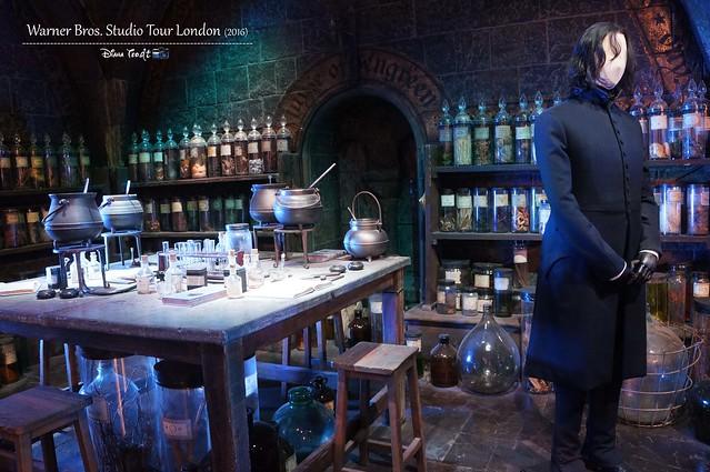 The Making of Harry Potter Studio Tour London 17