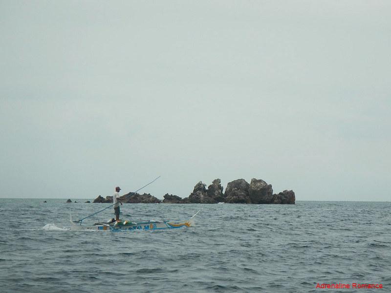 Pumpboat surfing!