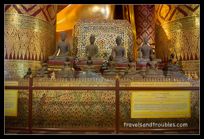 Eeuwenoude Boeddha's