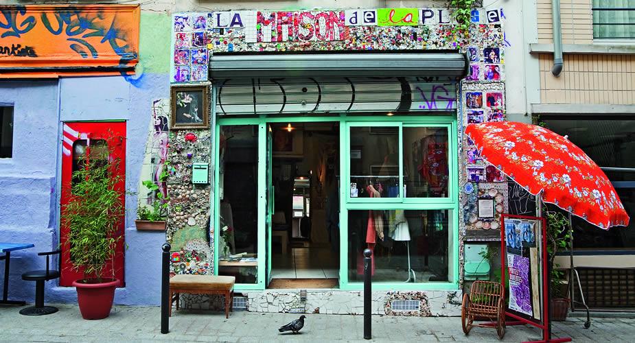Hippe wijk in Parijs: Belleville. Bekijk de tips | Mooistestedentrips.nl