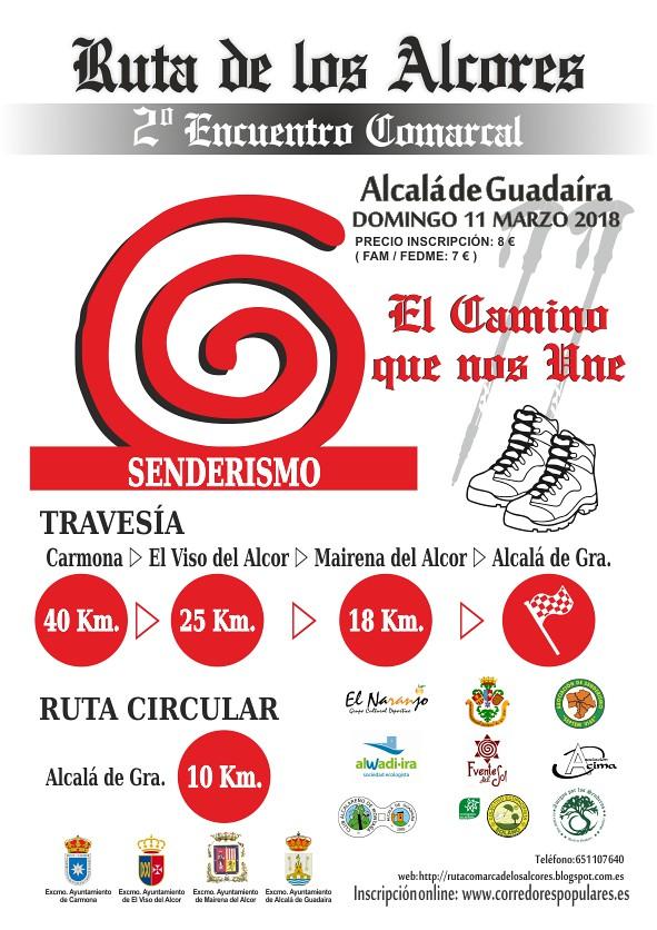 Ruta Los Alcores - 2º Encuentro Comarcal