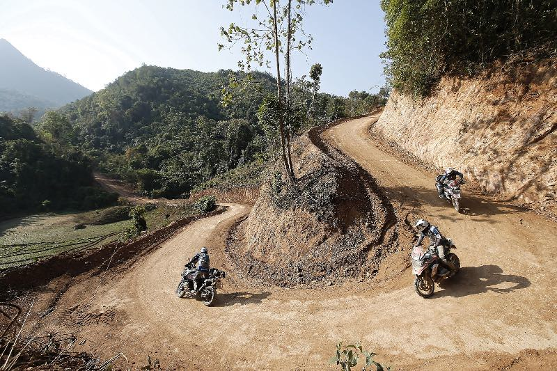BMW Motorrad Safari Ride