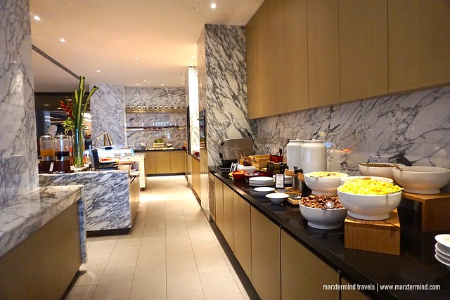 Breakfast Buffet at Urban Kitchen Hilton Kota Kinabalu