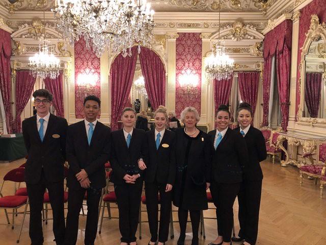 4 élèves du lycée Hélène Boucher récompensées par l'association « Les amis d'Eugénie Brazier »