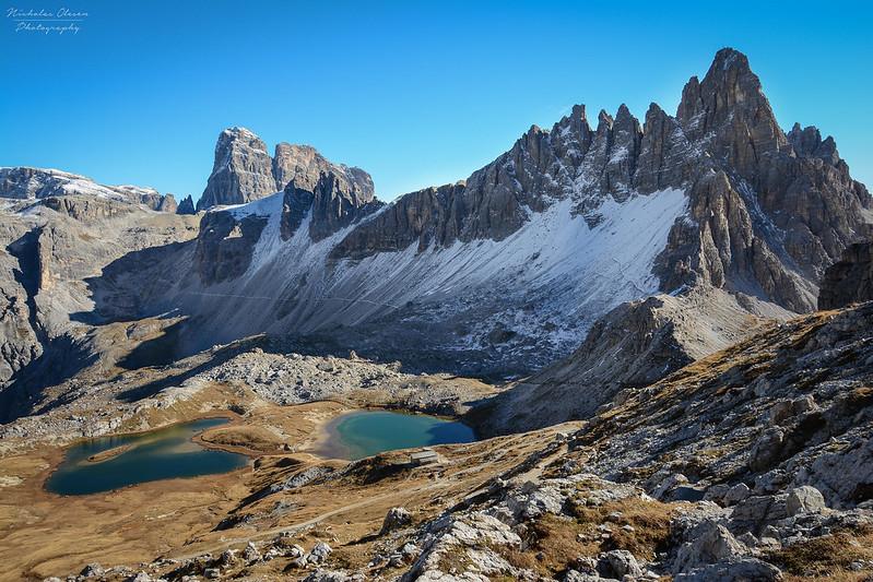 Dolomites | Paternkofel and Laghi di Piani