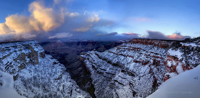 Grand Canyon on ice