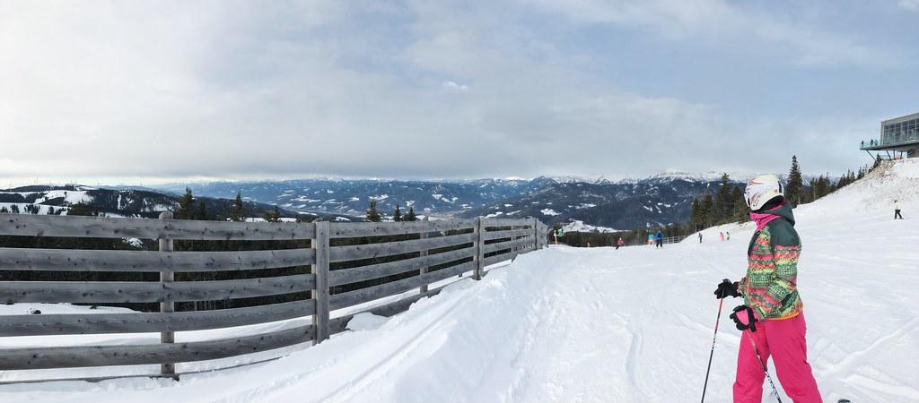 лыжи в Земмеренге