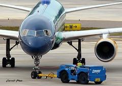 Icelandair Pushback
