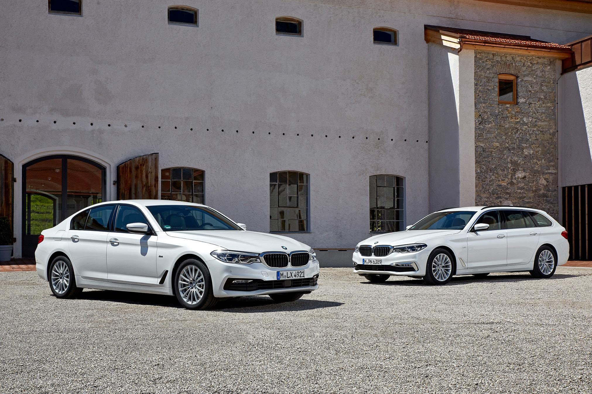 [新聞照片一]BMW大5系列成功在德國專業汽車雜誌《auto motor und sport》讀者票選中脫穎而出,奪得「中大型房車(Upper Midrange)」級距2018年度「Best Cars Award」最佳車款殊榮