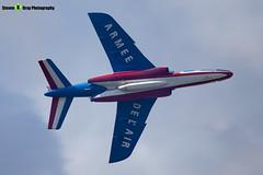 E134 0 F-TERM - E134 - Patrouille de France - French Air Force - Dassault-Dornier Alpha Jet E - RIAT 2010 Fairford - Steven Gray - IMG_9556