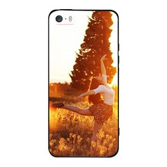 iPhone 5 / 5S / SE - Soft Case - White or Black