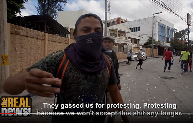 Jesse Freeston The Never-Ending Coup in Honduras
