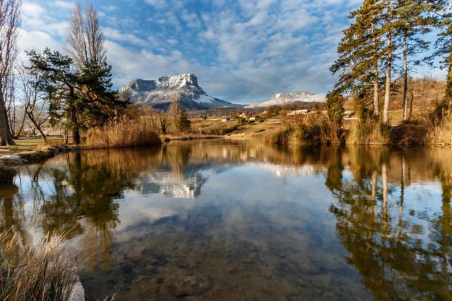 Matin D' Hiver  (winter morning) - Savoie (2018)