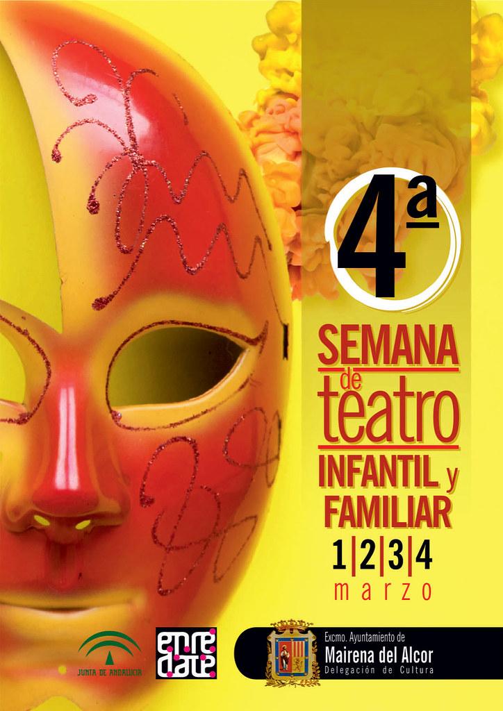 4ª SEMANA DE TEATRO INFANTIL Y FAMILIAR