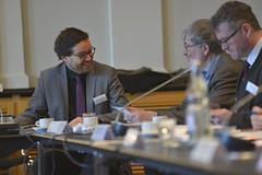 Michael Kirchmeir, Dr. Dieter Herz und Thomas Bressau