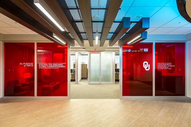 Gene Rainbolt Graduate School of Business Facilities