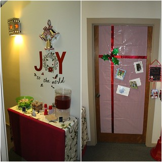 Staff Door Decorating Contest