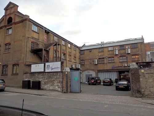 Pakenham Street building 1