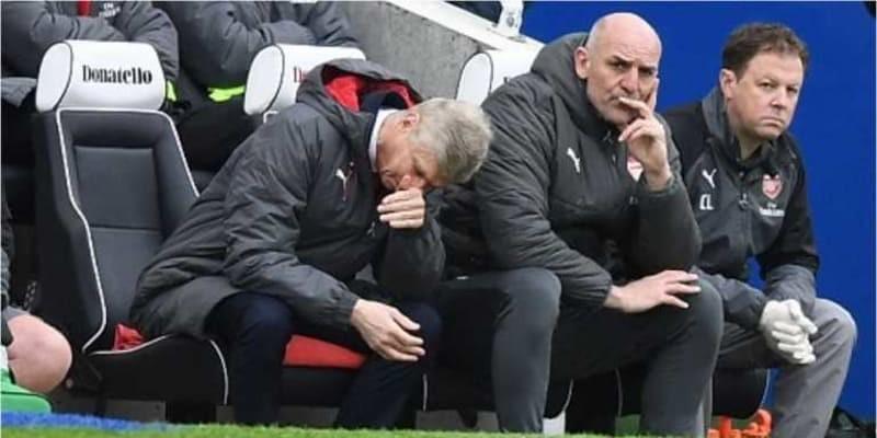 Waduh! Arsenal Tertinggal 2 Gol Dalam 26 Menit
