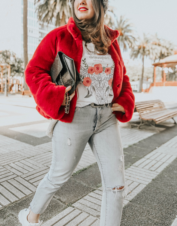abrigo-pelo-rojo-levis-skinny-501-look-streetstyle-myblueberrynightsblog12